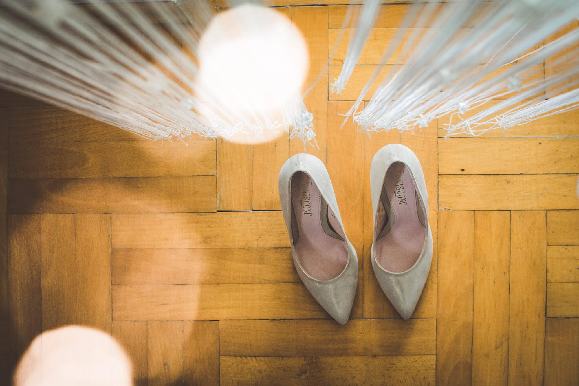detal buty panny mlodej